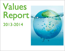 VALUES REPORT 2013-2014